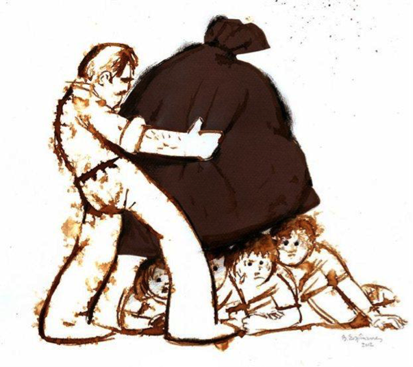 η βία στην τάξη